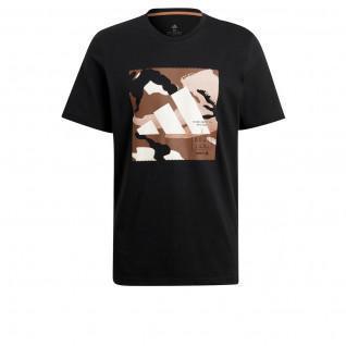 adidas Camo BOS Graphic T-Shirt