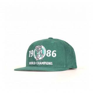 Boston Celtics finals history cap