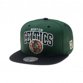 Boston Celtics hwc team arch cap