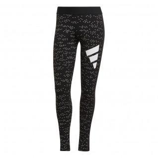 adidas sportswear 3 Bar AOP Women's Leggings
