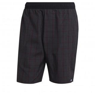 adidas Classic Length Check Swim Shorts