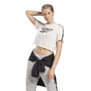Women's T-shirt Reebok Training Essentials Tape Pack