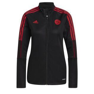 Women's sweat jacket fc Bayern Munich Tiro