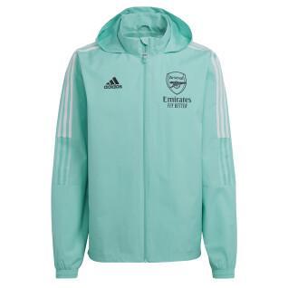Rain jacket Arsenal Tiro
