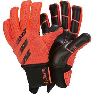 Goalkeeper gloves adidas Predator Pro Ultimate