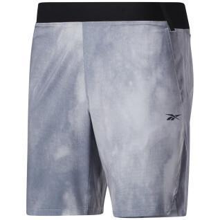Lightweight printed training shorts Reebok Epic