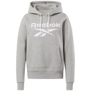 Women's hoodie Reebok Identity Logo Fleece