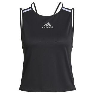 Women's tank top adidas HEAT.RDY Running