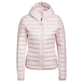 Women's down jacket adidas Varilite