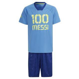 Children's set adidas Messi Football-Inspired Summer Set