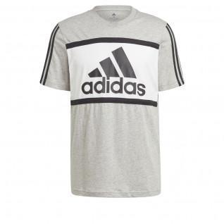adidas Essentials Colorblock Logo T-Shirt