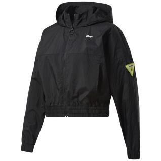 Women's jacket Reebok MYT Woven