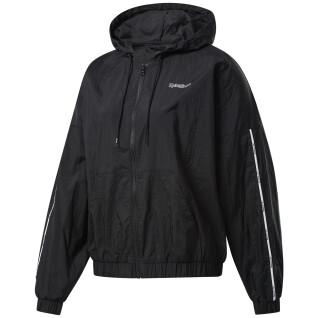 Women's jacket Reebok Piping