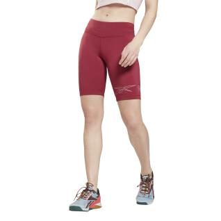 Shorts with piping for women Reebok