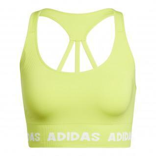 Women's bra adidas Training Branded Aeroknit