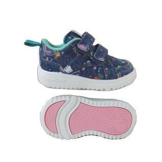Baby shoes Reebok Peppa Pig Weebok Clasp