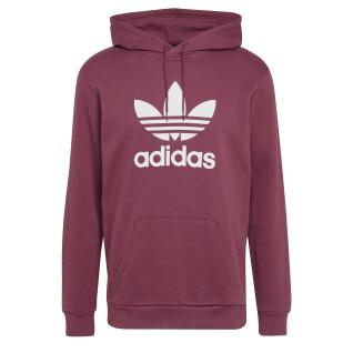 Hooded sweatshirt adidas Originals Adicolor Trefoil