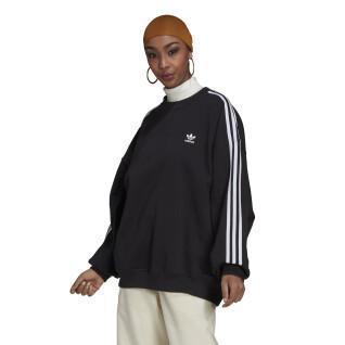 Sweatshirt round neck woman adidas Originals Adicolor Oversized