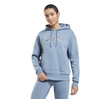 Women's hoodie Reebok Modern Safari