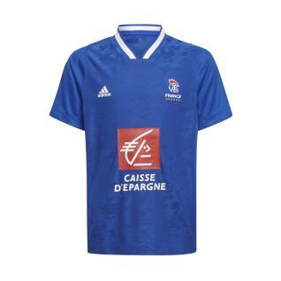 Children's home jersey France 2021/22