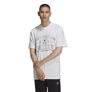 T-shirt adidas Originals College