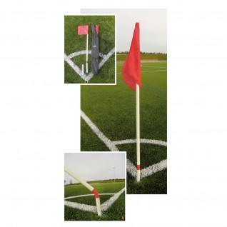 Set of 4 columns of flexible corner Sporti France