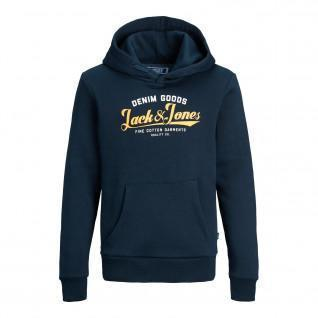 Sweatshirt child Jack & Jones JJelogo blocking