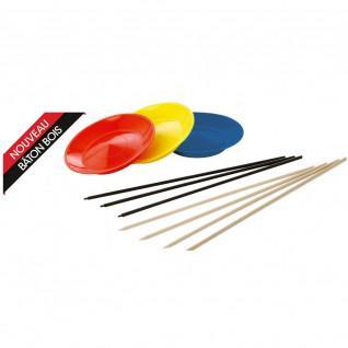 Juggling plate + wooden stick Tremblay