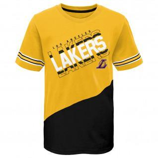 Outerstuff Los Angeles Lakers kid's T-shirt [Size 4years]