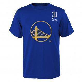 Outerstuff NBA Golden State Warrios Stephen Curry Kids Jersey