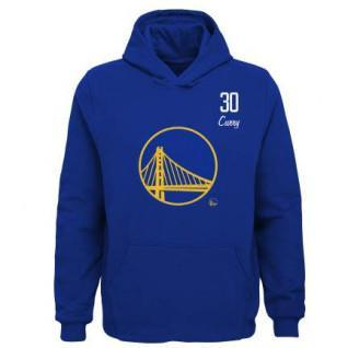 Kids Hoodie Outerstuff NBA Golden State Warrios Stephen Curry