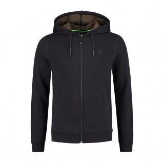 Hooded sweatshirt Korda Kore Black Zip