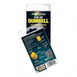 Artificial bait Korda Pop-up Dumbell