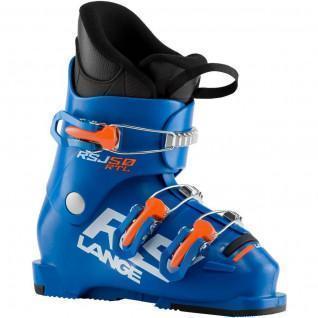 Children ski boots Lange rsj 50 rtl