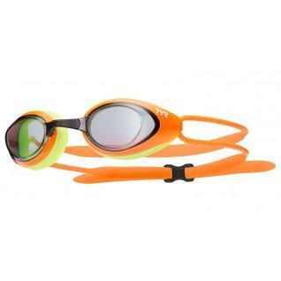 Swimming goggles TYR Tracer X Blackhawk