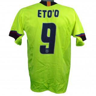2005/2006 Away Shirt FC Barcelona Eto'o