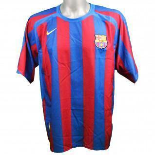 Home Jersey 2005/2006 FC Barcelona Giuly