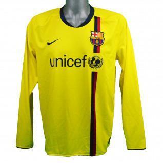 Outside maillot FC Barcelona 2008/2009 Iniesta