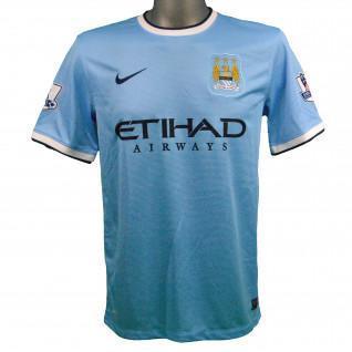 Manchester City Home Jersey 2013/2014 Aguero