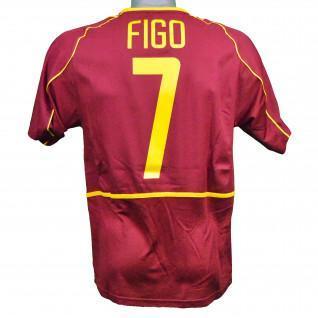 Home jersey Portugal 2002 Figo