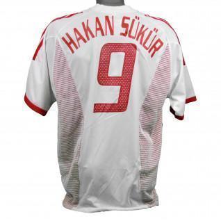 Turkey home jersey World Cup 2002 Şükür