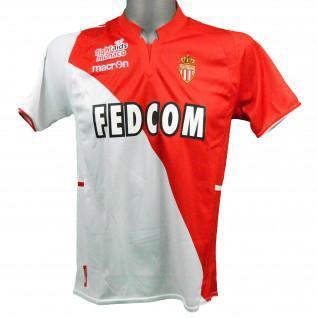 Home jersey AS Monaco 2013/2014 Moutinho