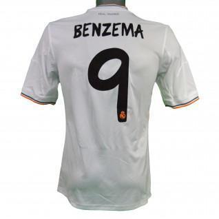 Home Jersey Real Madrid Benzema 2013/2014