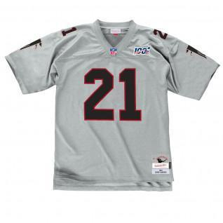 Vintage jersey Atlanta Falcons platinum Deion Sanders