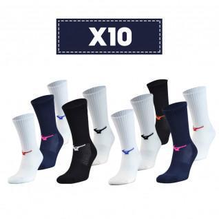 Lot 10 Mizuno socks Multisports