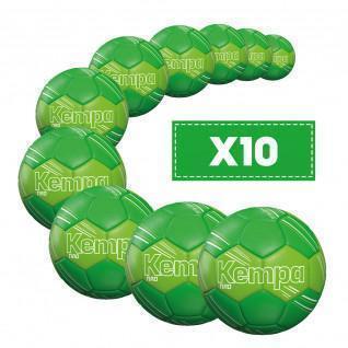 Pack of 10 balloons Kempa Tiro