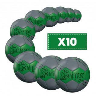 Pack of 10 balloons Kempa Gecko