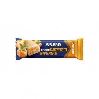 Batch of 28 melting bars Apurna Abricot/Amande