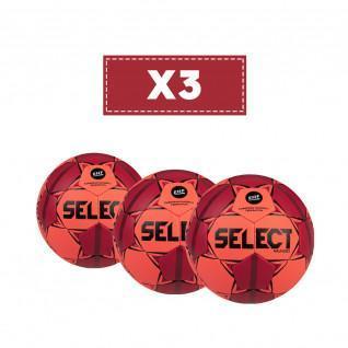 Set of 3 balls Select Mundo v20 / 22