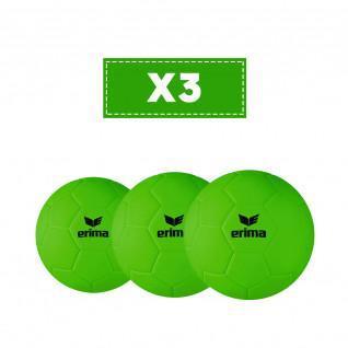 Set of 3 beach handballs for children Erima